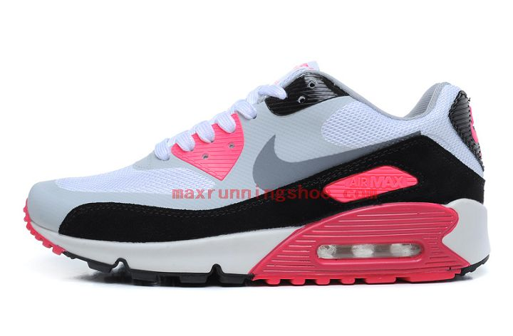 Nike Store For Air Max 90 Womens Shoes Pink/Black And White Q4h7 : Save Up To 40% Nike Air Max Or Reebok Trainers Online Store For Sale
