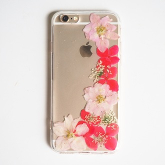 phone cover iphone iphone case iphone cover samsung samsung case cute love pink flowers flowers floral hydrangea trendy cool pressed flowers real flowers shabibisheep jewels floral accessories gift ideas lovely gift girlfirend gift wwe gifts birthday gift