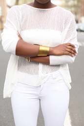 top,white mesh,long sleeves,white,flowy,baggy,mesh,open knit,jumper,sweater,cute,pretty,mango