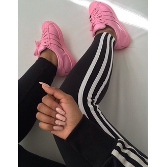 leggings adidas tracksuit bottom adidas wings trainers swag dope shoes adidas supercolor