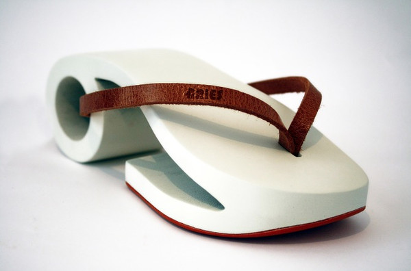 shoes sandals platform shoes thong sandals mint sea foam green brown odd cute weird