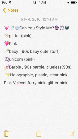 bag style style me fashion tumblr cute 90s style shirt clothes glitter pink pink dress baby pink unicorn barbie clueless holographic holographic bag plastic velvet