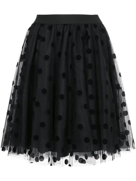 P.A.R.O.S.H. skirt tulle skirt women black