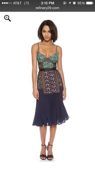 lace dress midi dress pretty dress style cute dress colorful dress fashion+