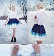 skirt,scarf,blonde hair,victoria's secret,outfit,blue skirt,shirt,winter outfits,white,nike,sweater,candace,model,robe,silky,vs,high heels,purse,glitter,ariana grande,vintage,girly,baby its cold outside,knit,panter,like,beautiful,sneakers,nike sneakers