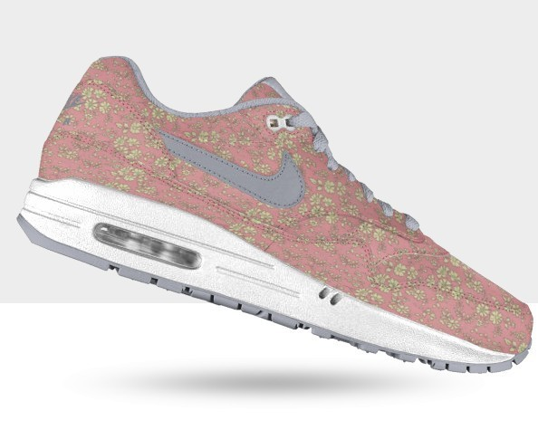 nike air max 1 premium liberty id shoe m nner rosa online. Black Bedroom Furniture Sets. Home Design Ideas