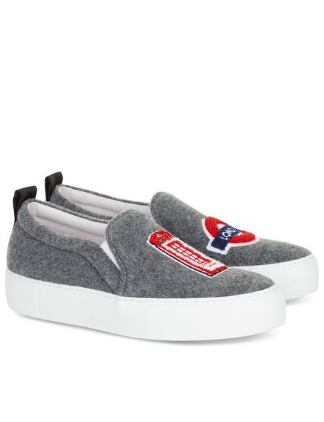 Joshua Sanders london sneakers grey