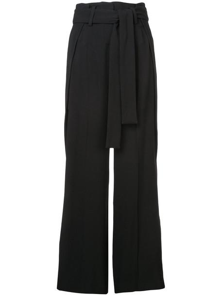 DEREK LAM women black pants