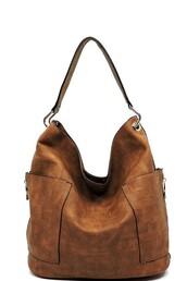 bag,brown,zip,gold,shoulder bag