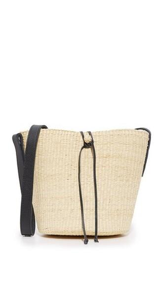 cross bag bucket bag black
