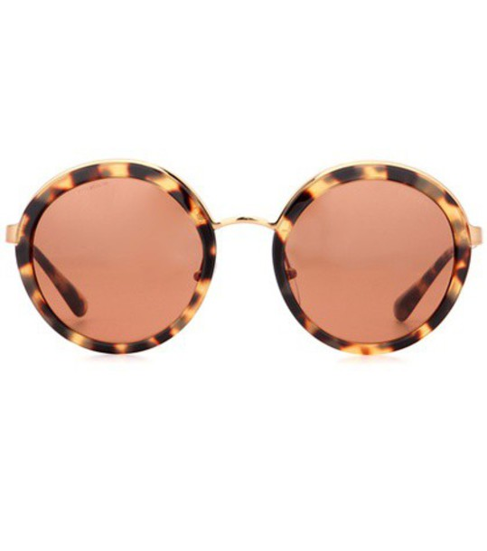 Prada sunglasses brown