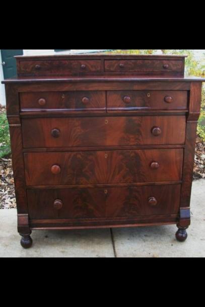 home accessory dresser
