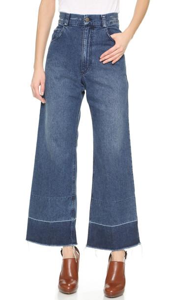 Rachel Comey Legion Jeans - Indigo