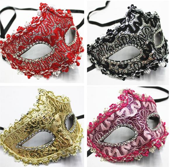 Lost in masquerade