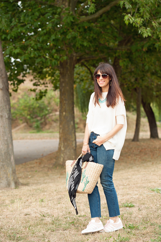 punky b blogger top jeans