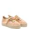Sneakers - hamptons - pastel rose d