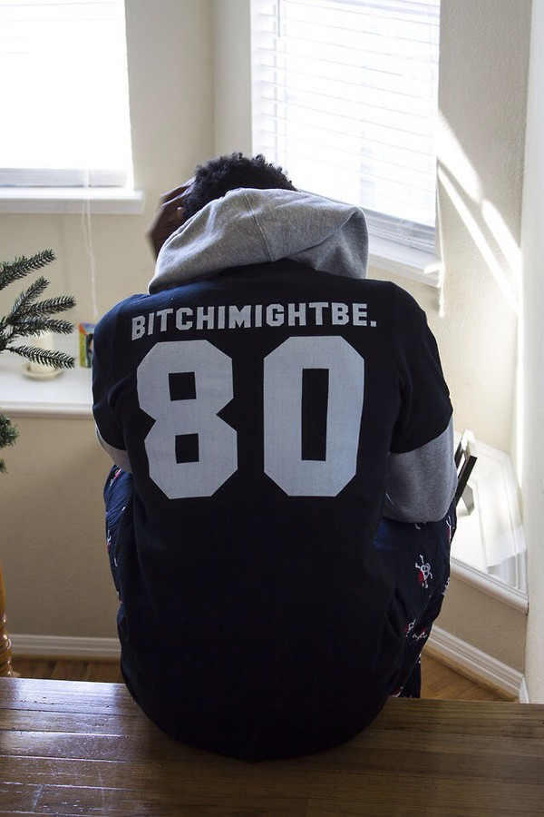 shirt bitchimightbe black white t-shirt jacket hoodie