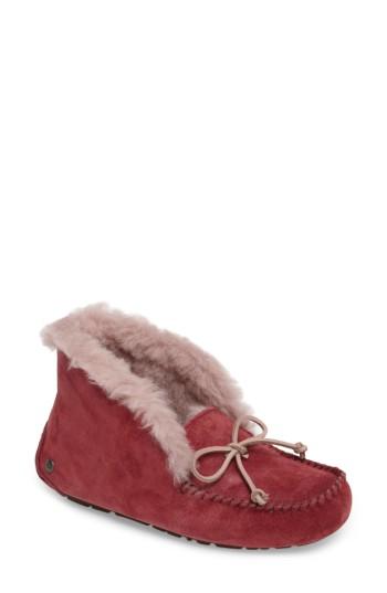 d060a7d1593 UGG® UGGpure™ Alena Suede Slipper Bootie (Women) | Nordstrom