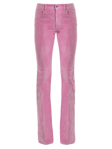 cotton pink pants