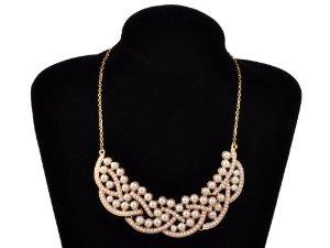Amazon.com: Bestpriceam Womens Metal Fashion Statement Bib Collar Necklace Collection-various Styles: Jewelry