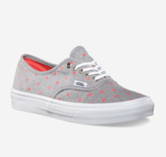 dots shoes vans vans sneakers sneakers pois