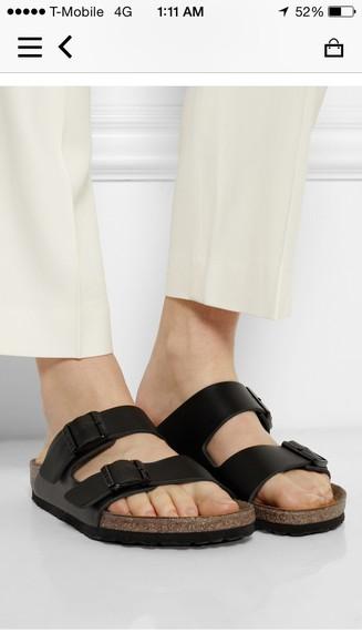 sandals black birkenstocks birkenstocks