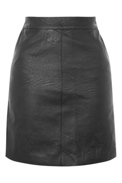 Topshop skirt classic black