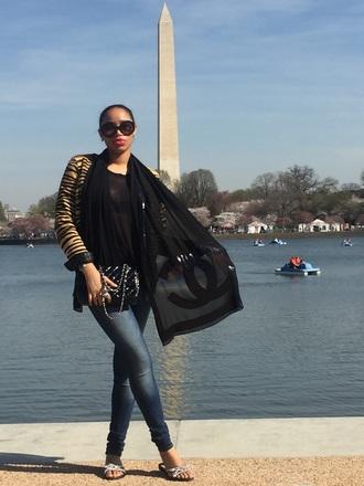 scarf gucci london paris new york city fur fur jacket cool washington dc cherry blossom streetstyle streetwear fashion jimmy choo