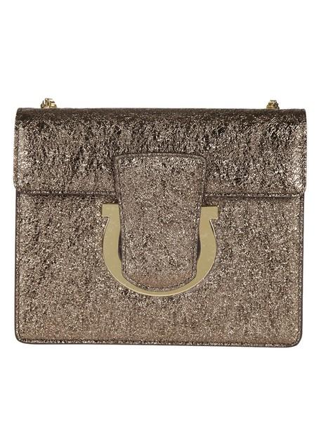Salvatore Ferragamo bag shoulder bag metallic