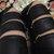 Leather Leggings 3 zipper
