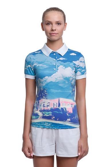 t-shirt print color paradise shirt paradise fusion_clothing fusion