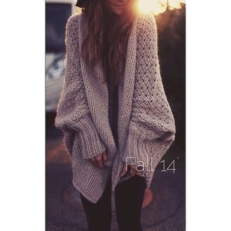sweater cardigan fashion trendy cute pretty girly beige knitwear knitted cardigan beige cardigan beige knit cardigan chunky