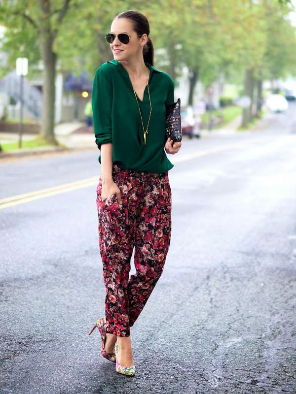 bittersweet colours top pants jewels shoes bag sunglasses
