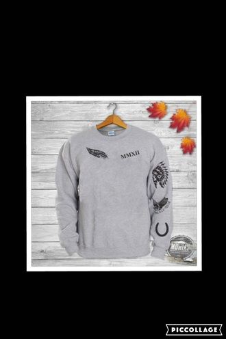 sweater 5sos sweatshirt calum hood