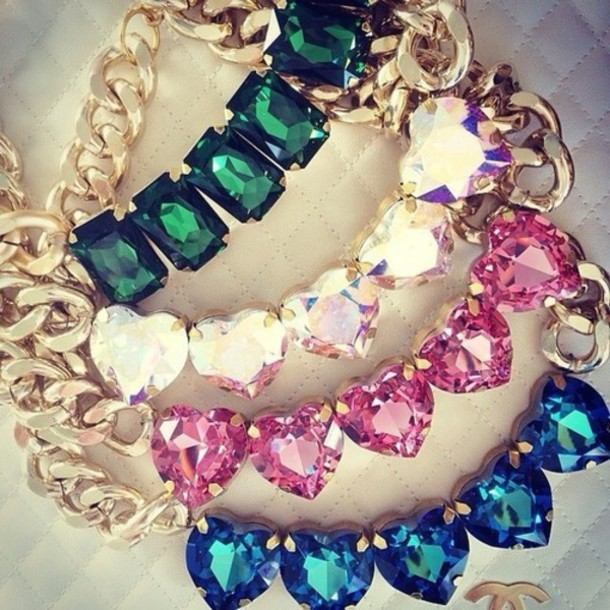 bag necklace jewelry fashion