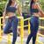 Dark Skinny Tabbachi Jeans 7189 | Yallure