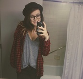 dress,acacia brinley,blouse,top,iphone cover,t-shirt,jacket,hat,clothes,black,black hat
