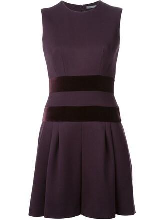 dress mini dress mini purple pink