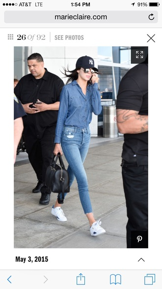 jeans denim kendall jenner kendall and kylie jenner