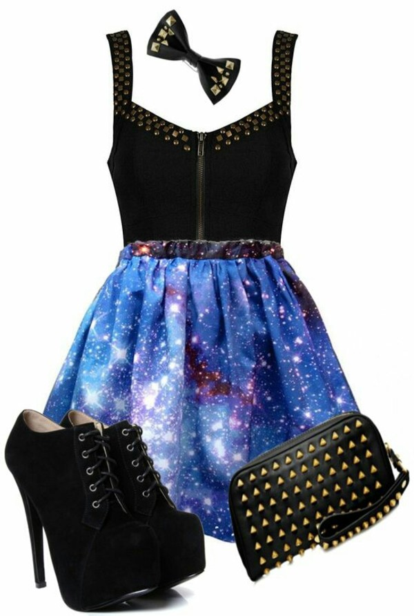 shoes prom dress dress cute dress crop top with skirt