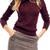 Twist Knit Pullover Sweater