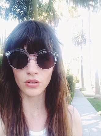 sunglasses round similar round sunglasses clear sunglasses transparent exact