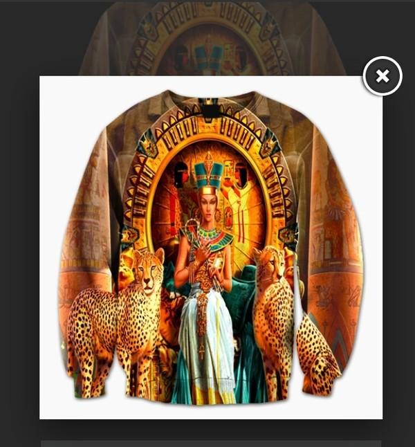 shirt queen gold