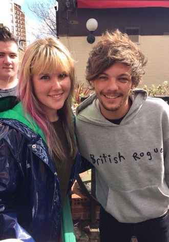sweater louis tomlinson