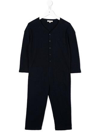 jumpsuit cotton blue