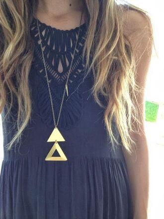 jewels necklace dress