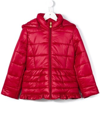 Liu Jo Kids Red Coat - Shop for Liu Jo Kids Red Coat on Wheretoget