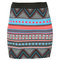 Multi - colored pattern skirt - skirts - trf | zara greece