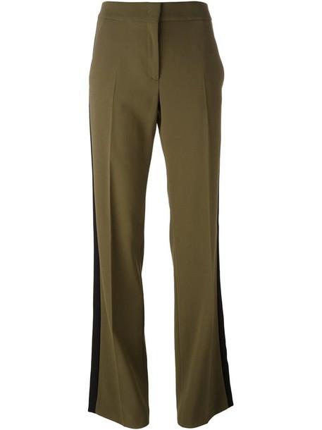 No21 women green pants