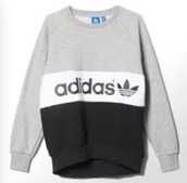 sweater,adidas sweater,grey,adidas,exactly the same as this one